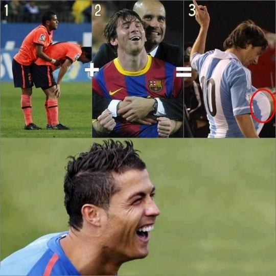 Mikor nagyon szeretik Messit