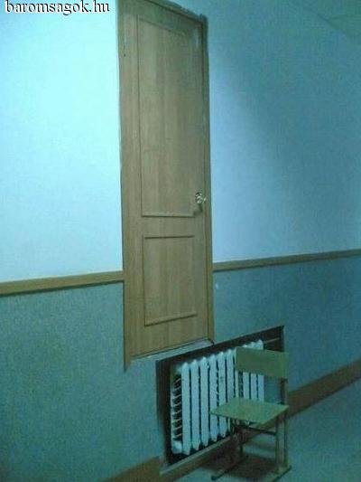 Nagyon titkos szoba lehet...