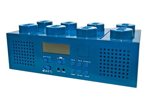 Lego rádio