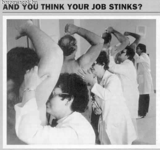 Gondolod rossz a munkád
